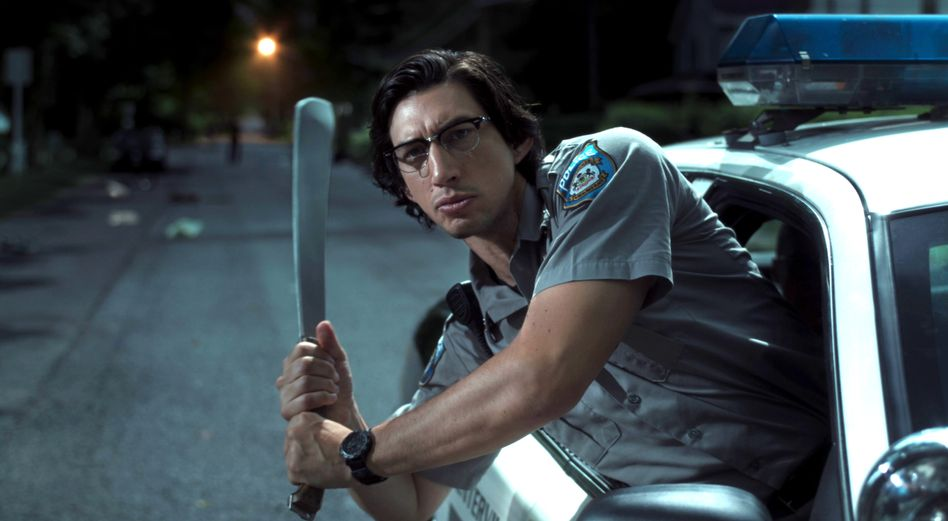 """Adam Driver in """"The Dead Don't Die"""""""