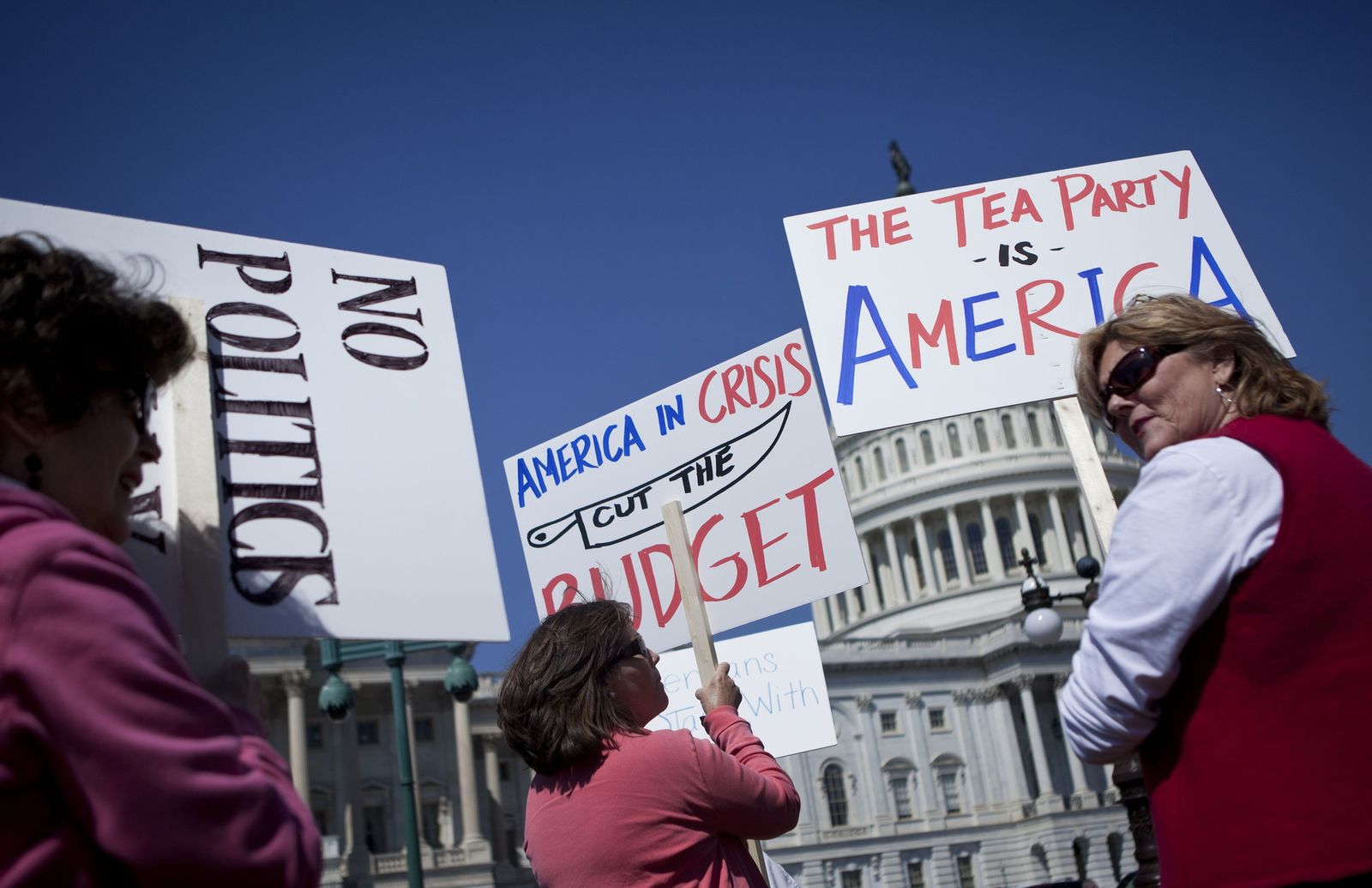 Tea-Party / Protest