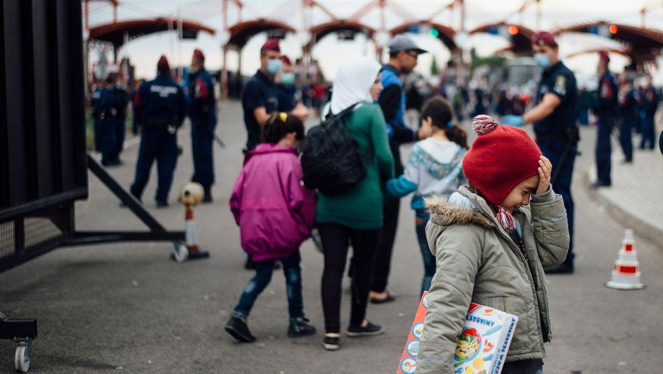 Grenze zwischen Kroatien und Ungarn: Genfer Flüchtlingskonvention ausgehebelt