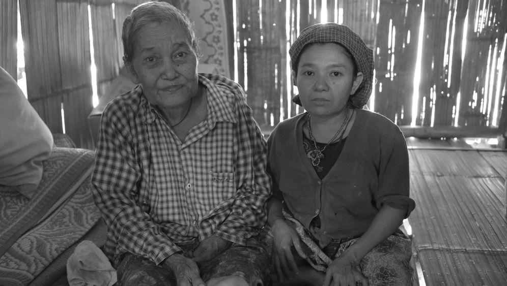 Flüchtlinge aus Burma: Neues Bein, neue Hoffnung