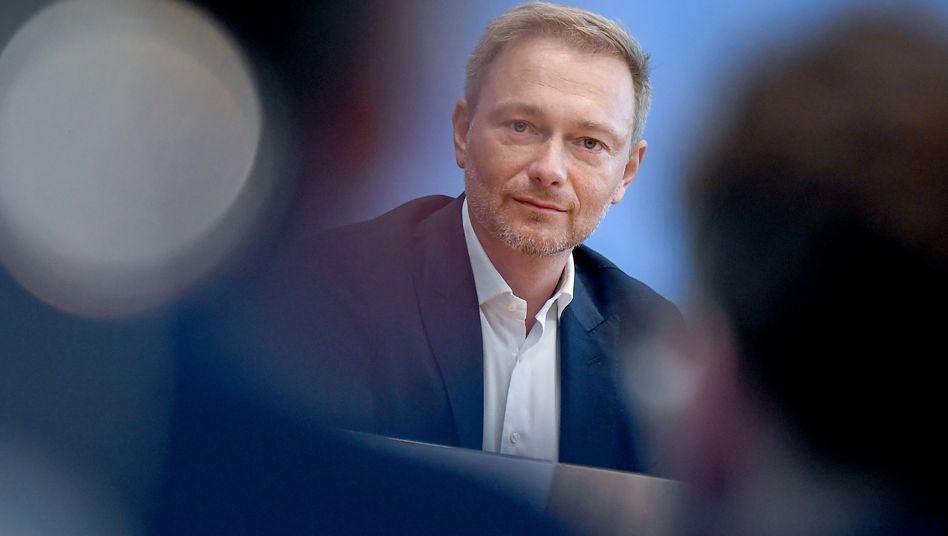 "FDP-Vorsitzender Christian Lindner: ""Am Ende bleibt man Mensch"""