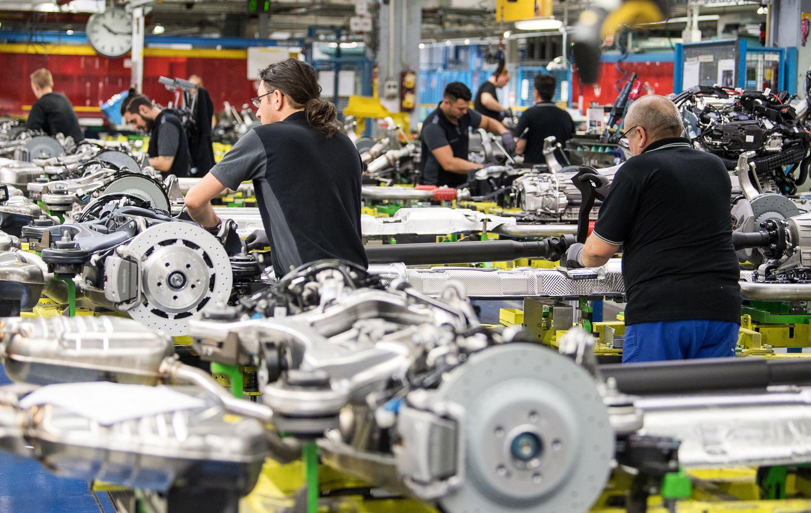 Deutschland / Konjunktur / Wirtschaft / Industrie