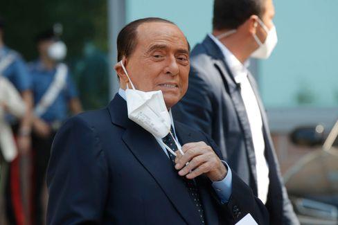 Ex-Premier Berlusconi: »Was für ein Glück, dass es Silvio gibt«