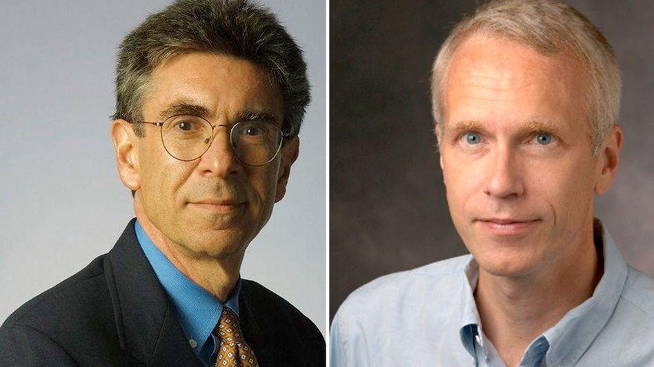 Auszeichnung für Zellforscher: Chemie-Nobelpreis geht an zwei Amerikaner