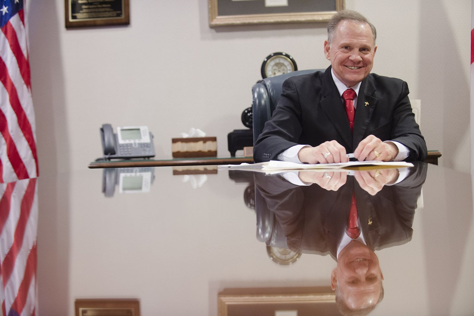 Justice Roy Moore Same Sex Marriage order