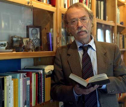 """Schriftsteller Kempowski: """"Ich habe die Einheit nie aus den Augen verloren"""""""