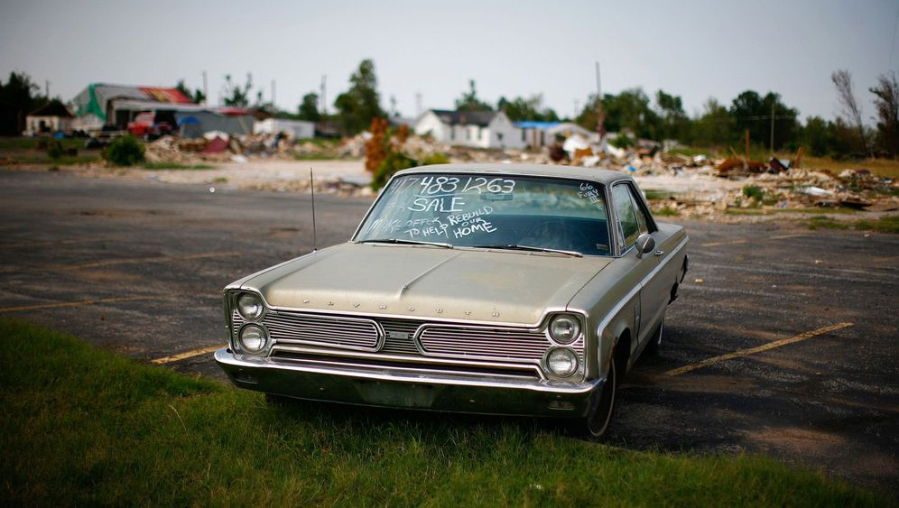 Günstige Oldtimer - Plymouth Fury: Länge läuft