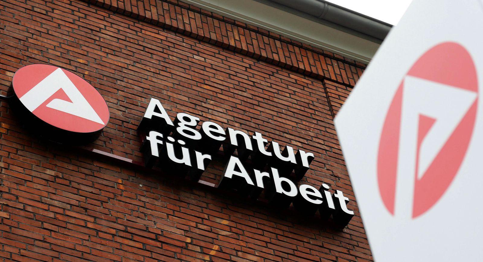 Agentur für Arbeit / Bundesagentur für Arbeit / Agentur für Arbeit / Arbeitslosigkeit / Arbeitsagentur / Hartz-IV /