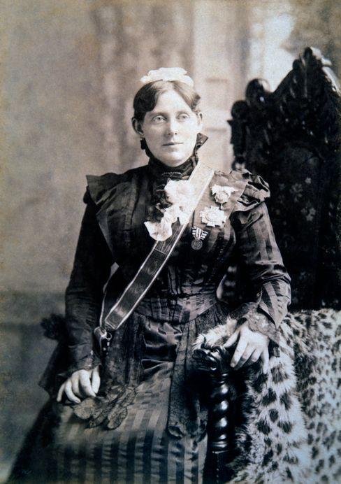 Königin des Händewaschens: Nightingale um 1880