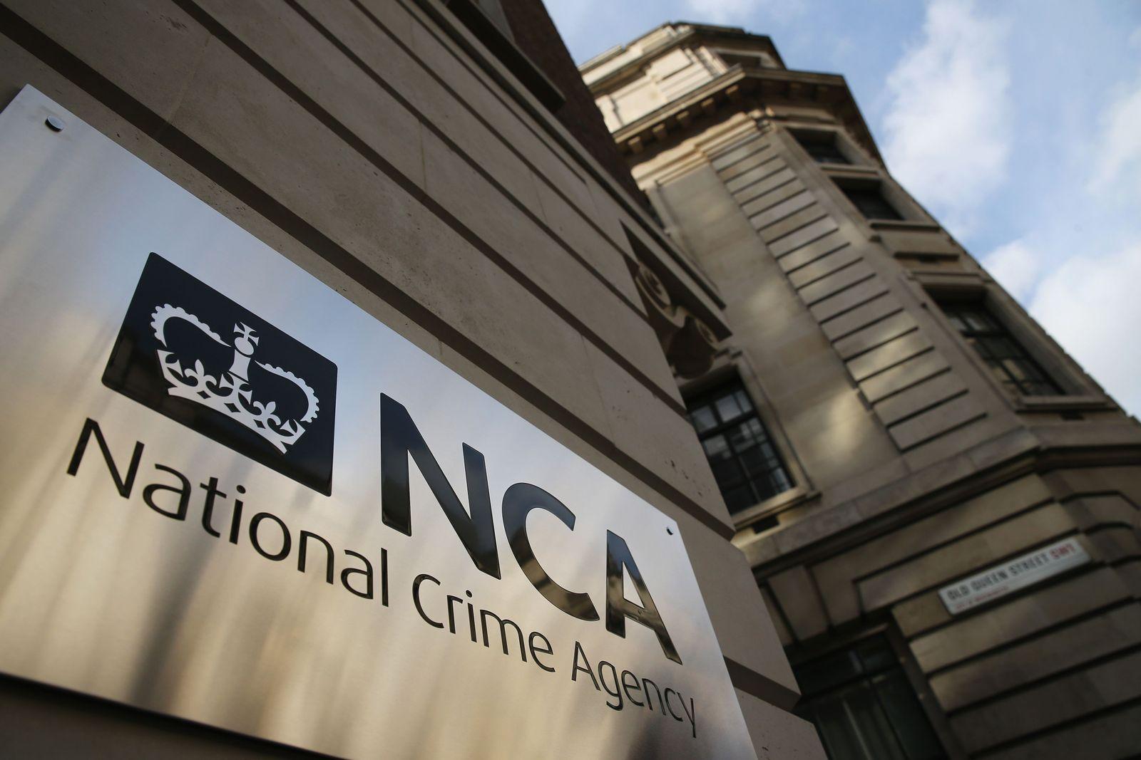 England/ National Crime Agency