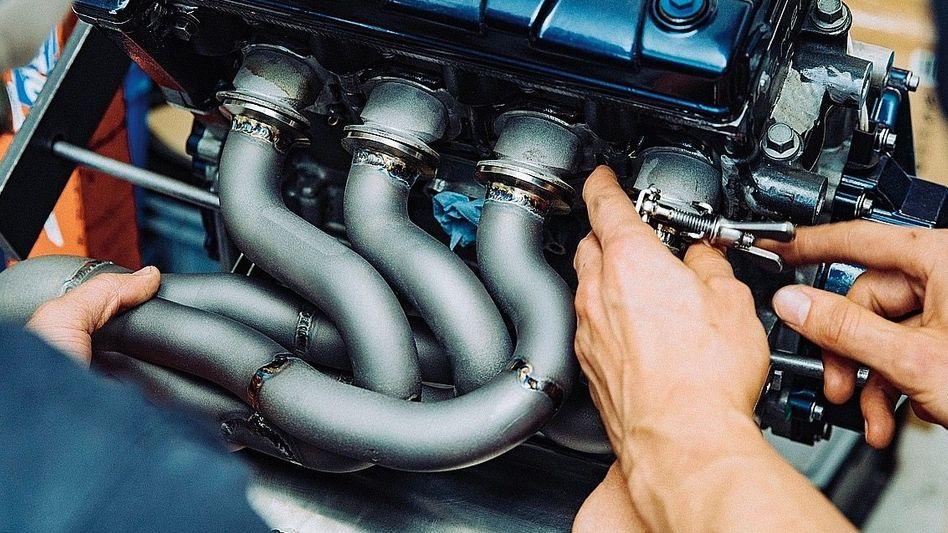Motor »Pamela«: »Solange es die Maschinen gibt, müssen sie verbessert werden«
