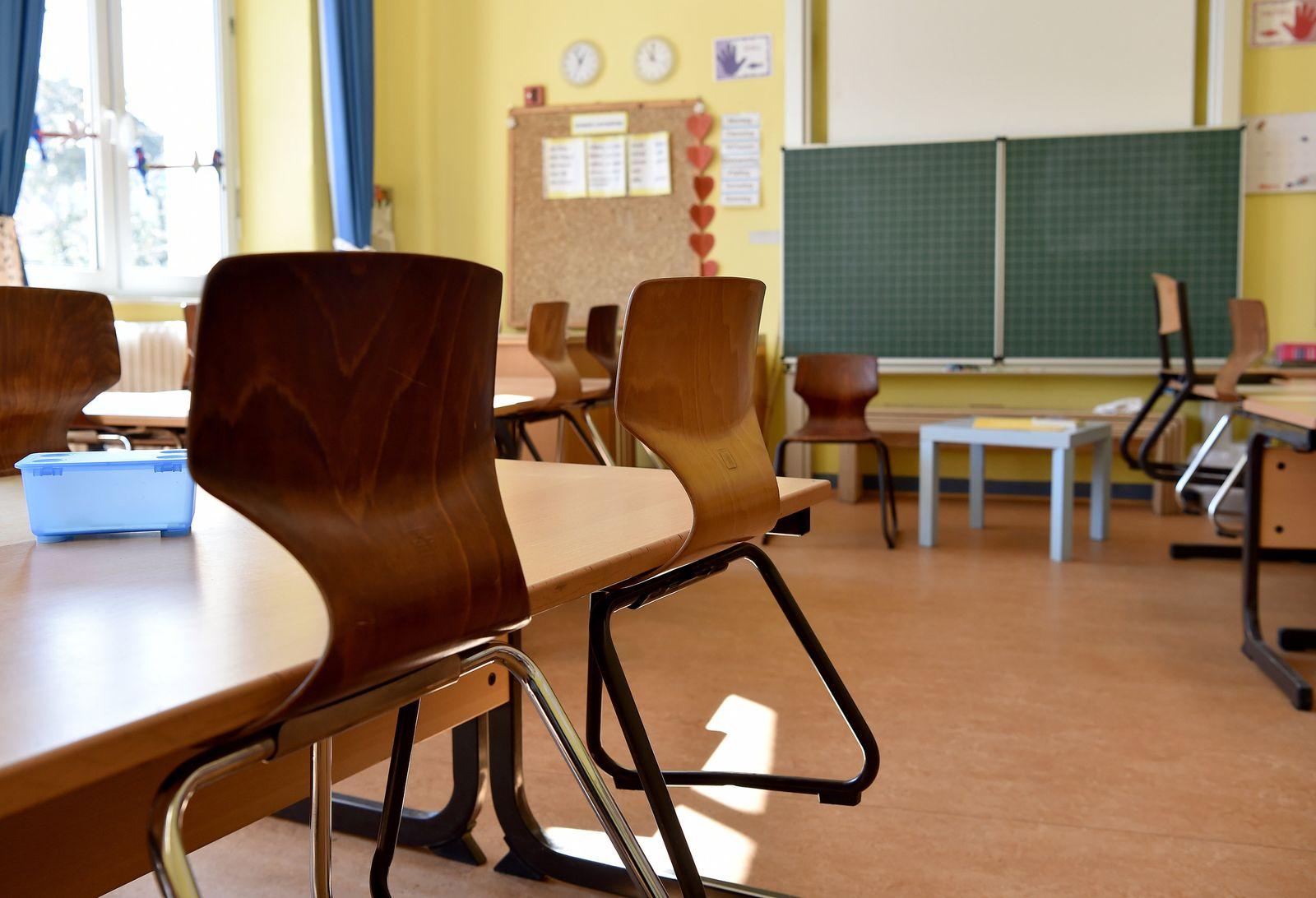 Coronavirus - Grundschule in Essen