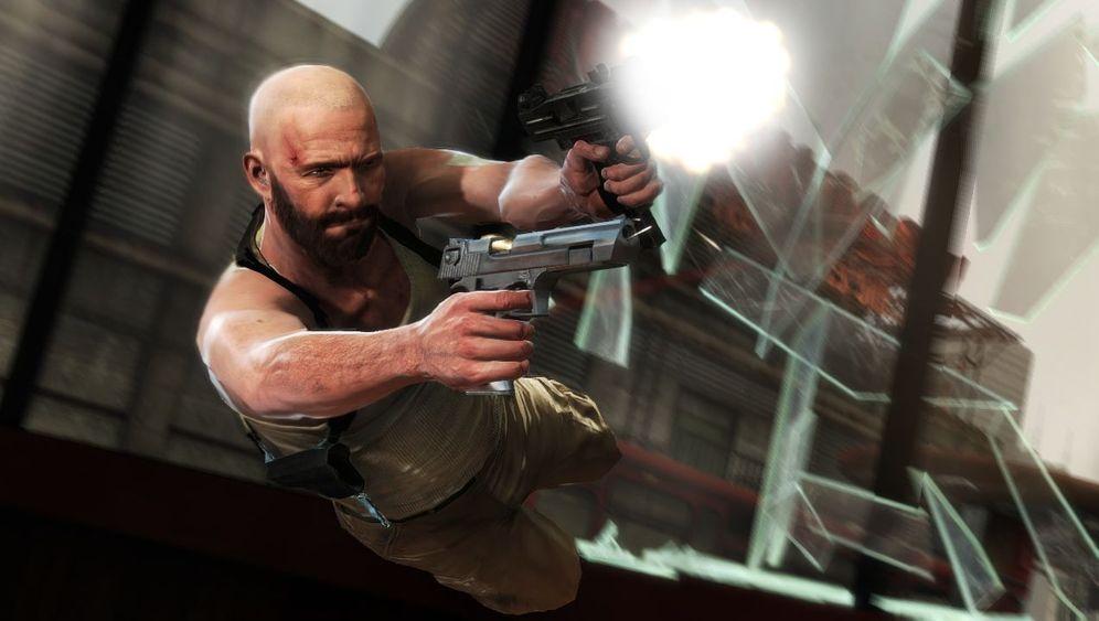 Max Payne 3: Glatze in Brasilien