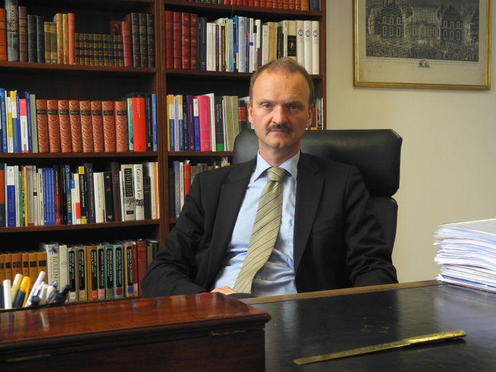 Jörg Monar, Rektor vom College of Europe in Brügge
