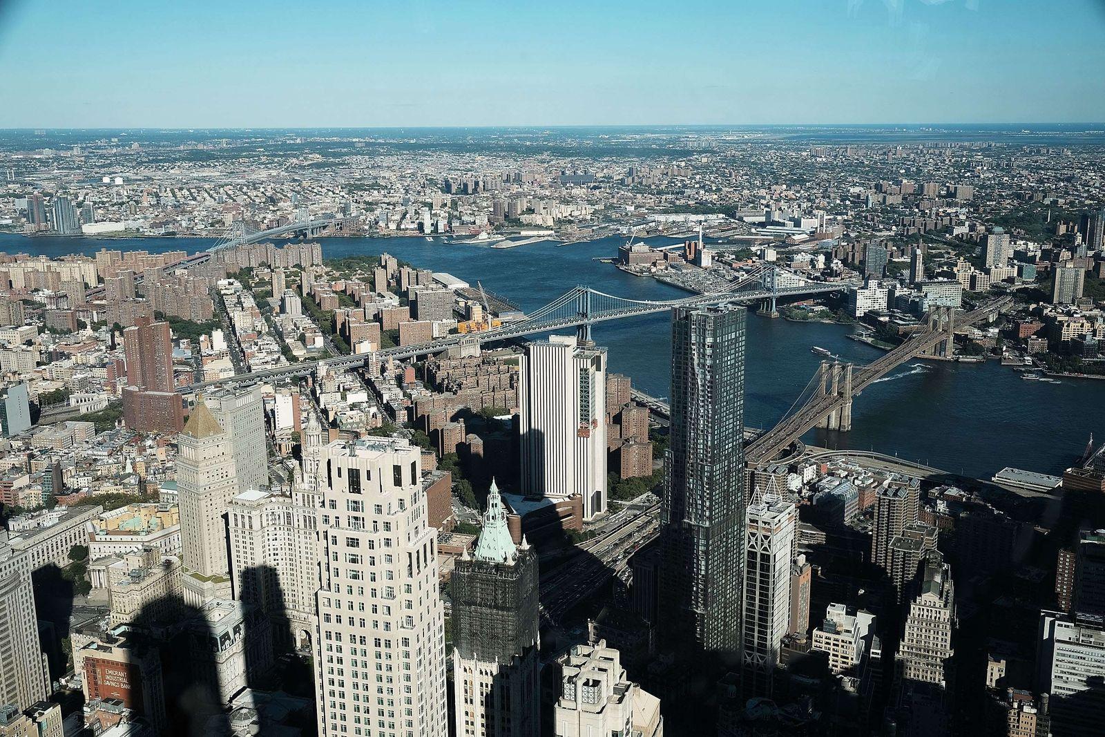 Hotel als Taxi/ New York