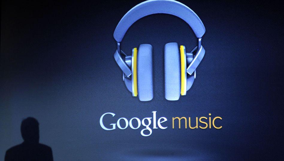 Google Music: Der angeschlossene Cloud-Dienst Scan and Match erbost manche Anwender