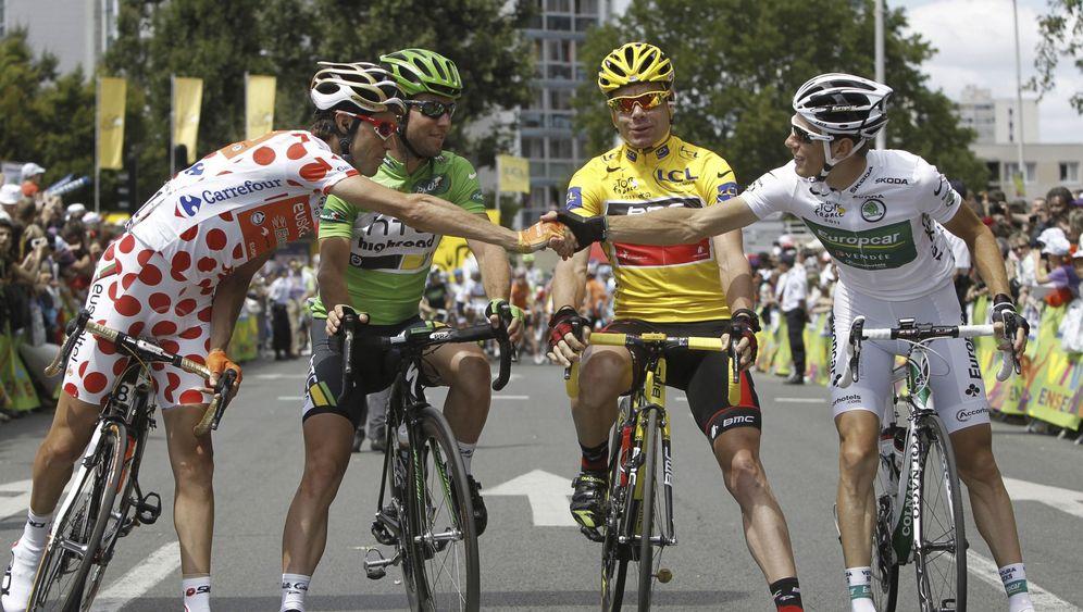 Letzte Tour-Etappe: Sprinten und feiern in Paris