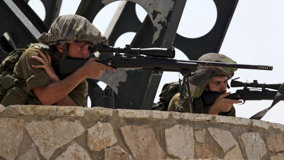 Israelisch-libanesische Grenze: Gefällter Baum provoziert blutiges Feuergefecht