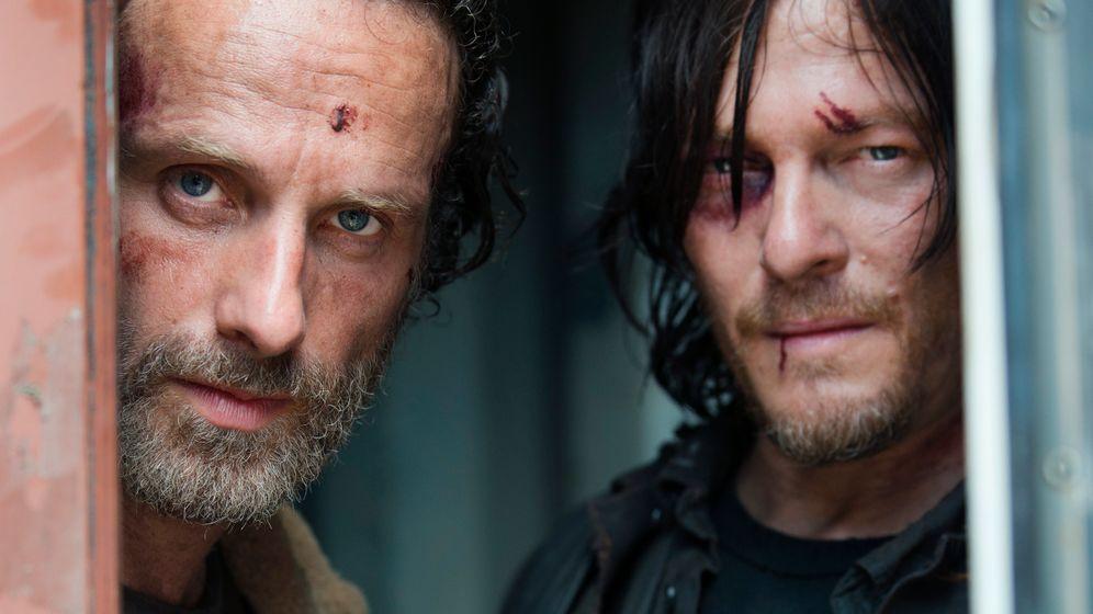 """Staffelstart bei """"The Walking Dead"""": Die Zombies geben keine Ruhe"""