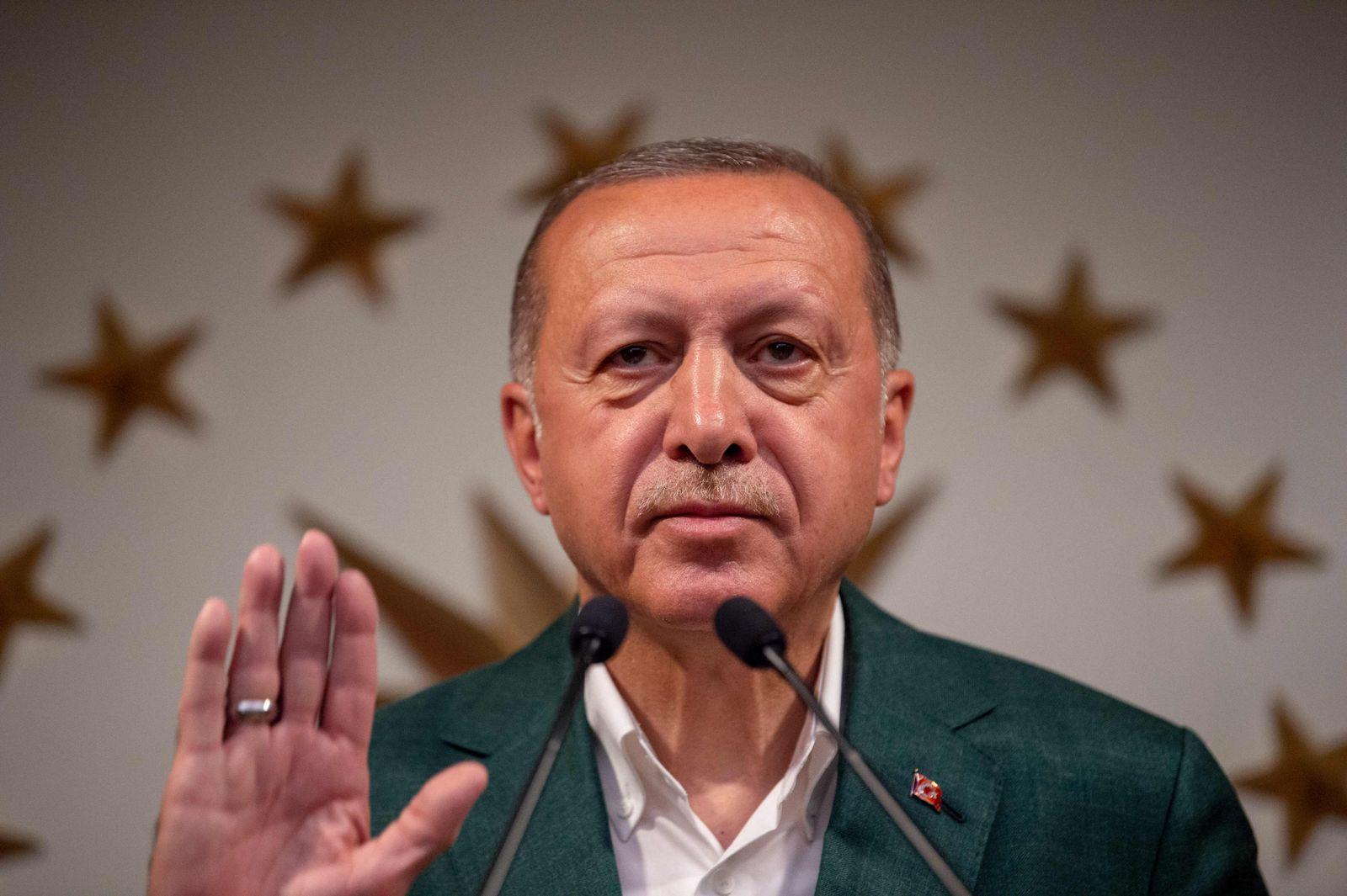 Erdogan / Türkei
