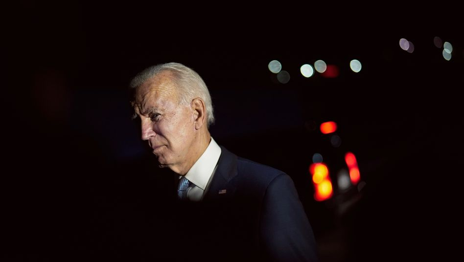 Wahlsieger Biden:Vermittler zwischen den Fronten