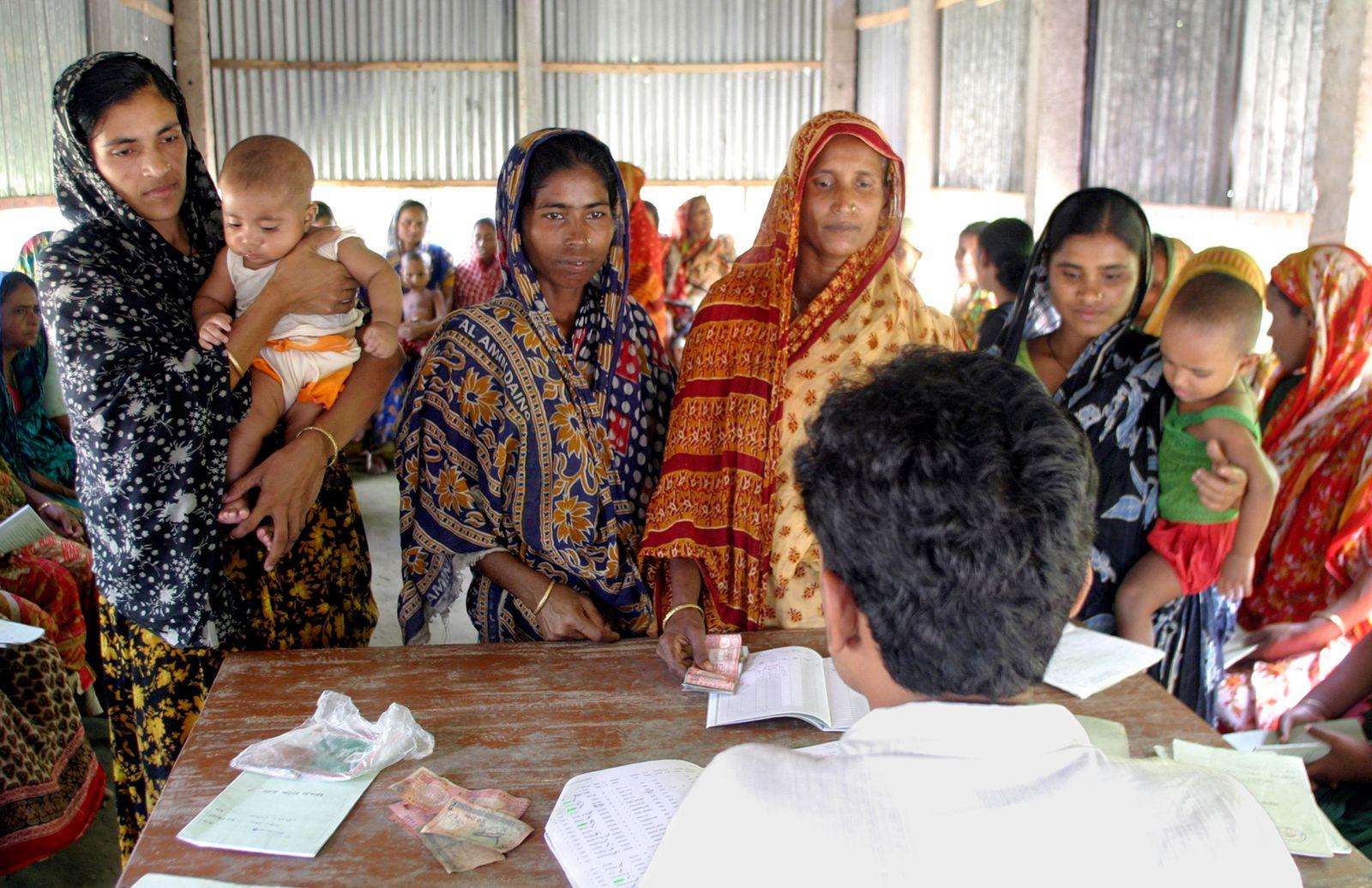 Bangladesh Mikrokredit