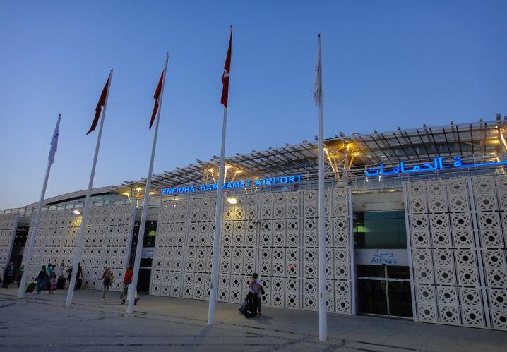 Flughafen Enfidha-Hammamet in Tunesien (Archivbild)