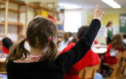 Grundschüler in Deutschland: OECD fordert weitere Bildungsreformen