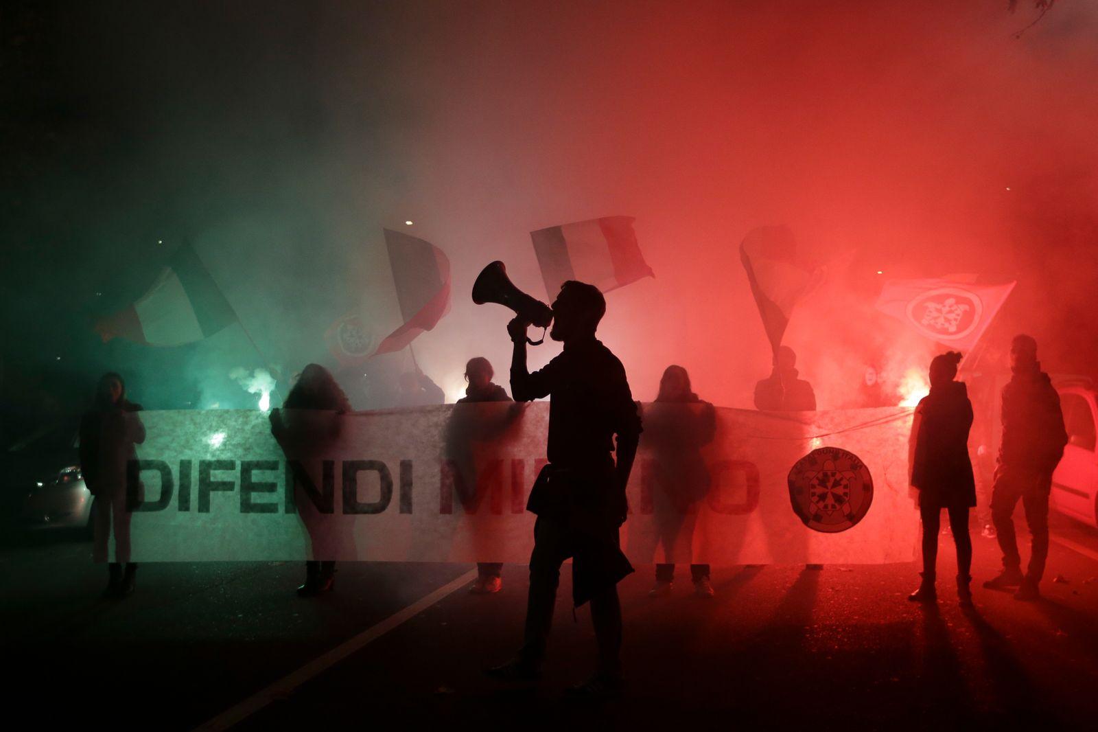 Italy NeoFascists