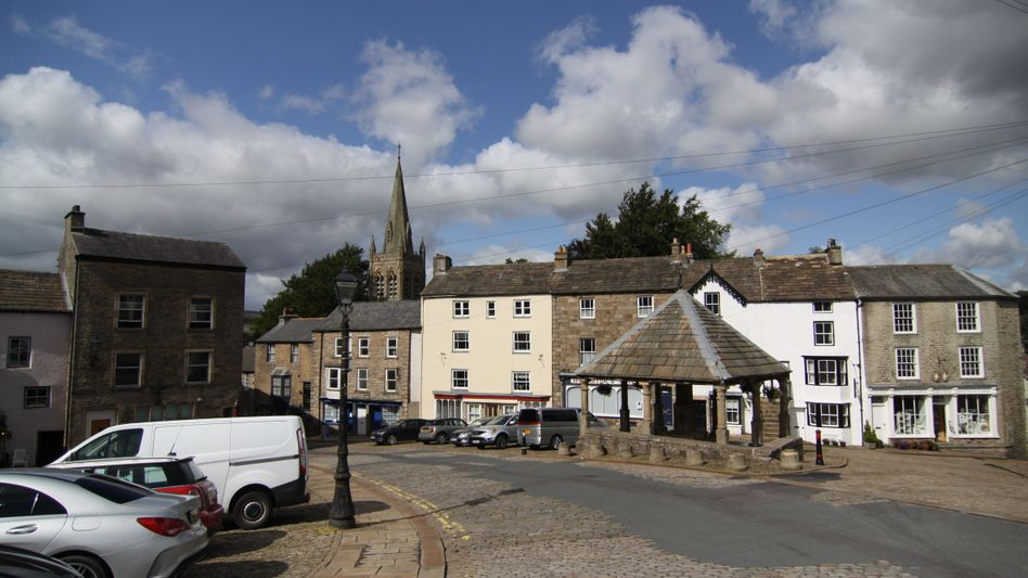 Digitales Dorf Alston Moor