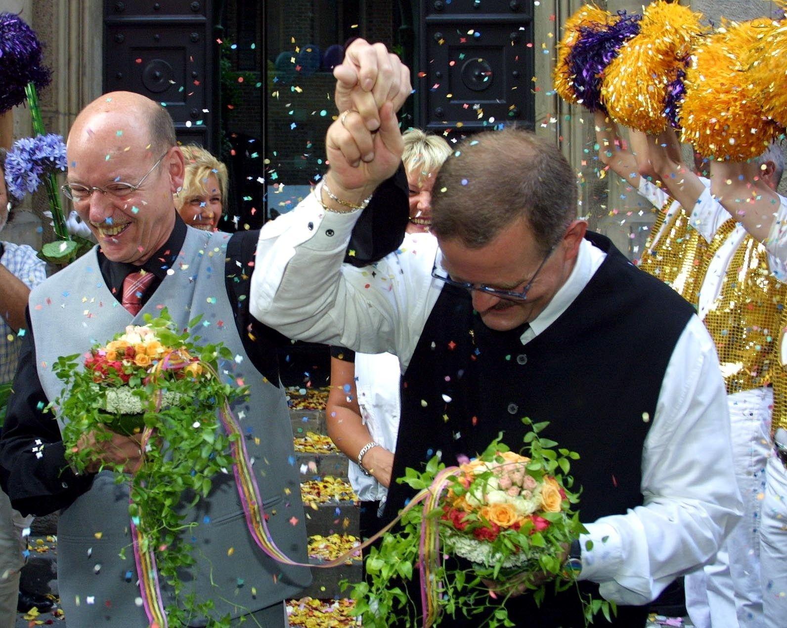 NICHT VERWENDEN CDU/ Homo-Ehe