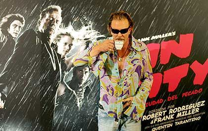 "Filmstar Rourke: ""Früher fand ich Kriminelle cool"""