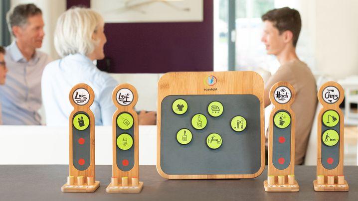 Mental Load: Diese Tools helfen bei der gerechten Aufteilung der Familienarbeit