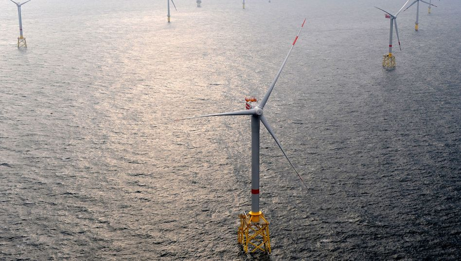 """Offshore-Windpark """"Alpha Ventus"""": Probleme mit der Anbindung"""