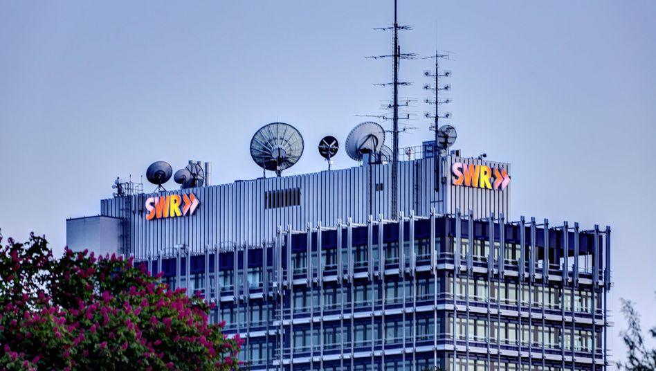 SWR in Stuttgart: die Ausstrahlung bedauert