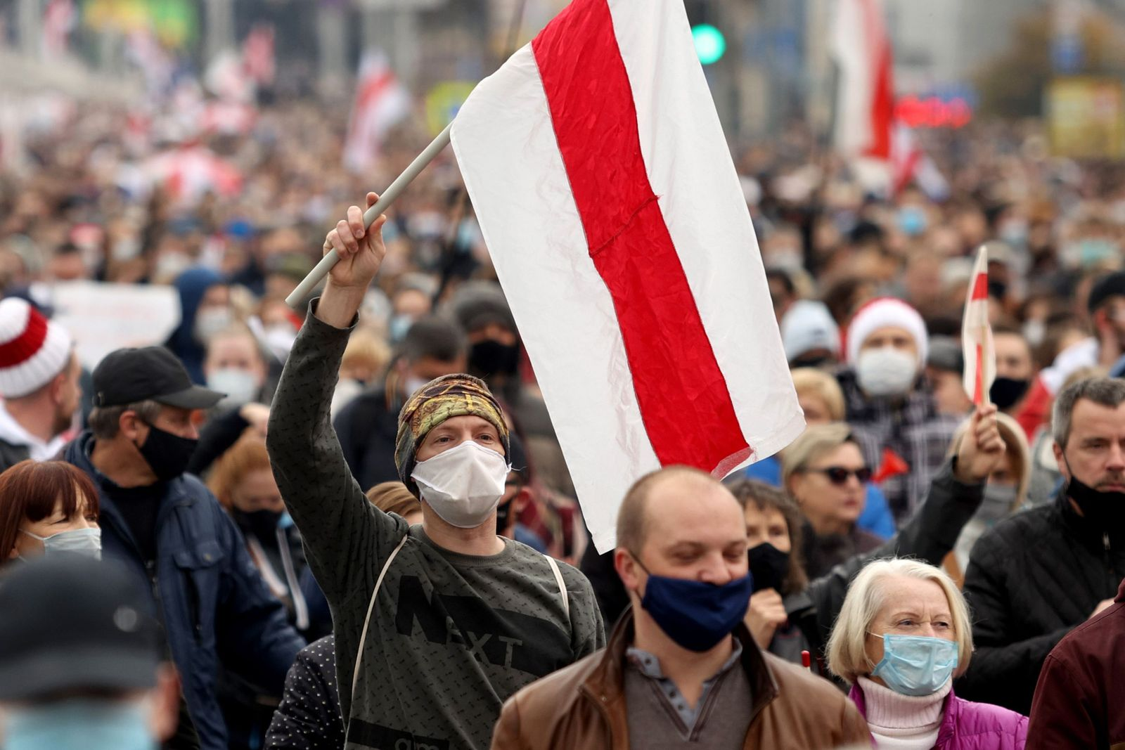 BELARUS-POLITICS-DEMO-STRIKE