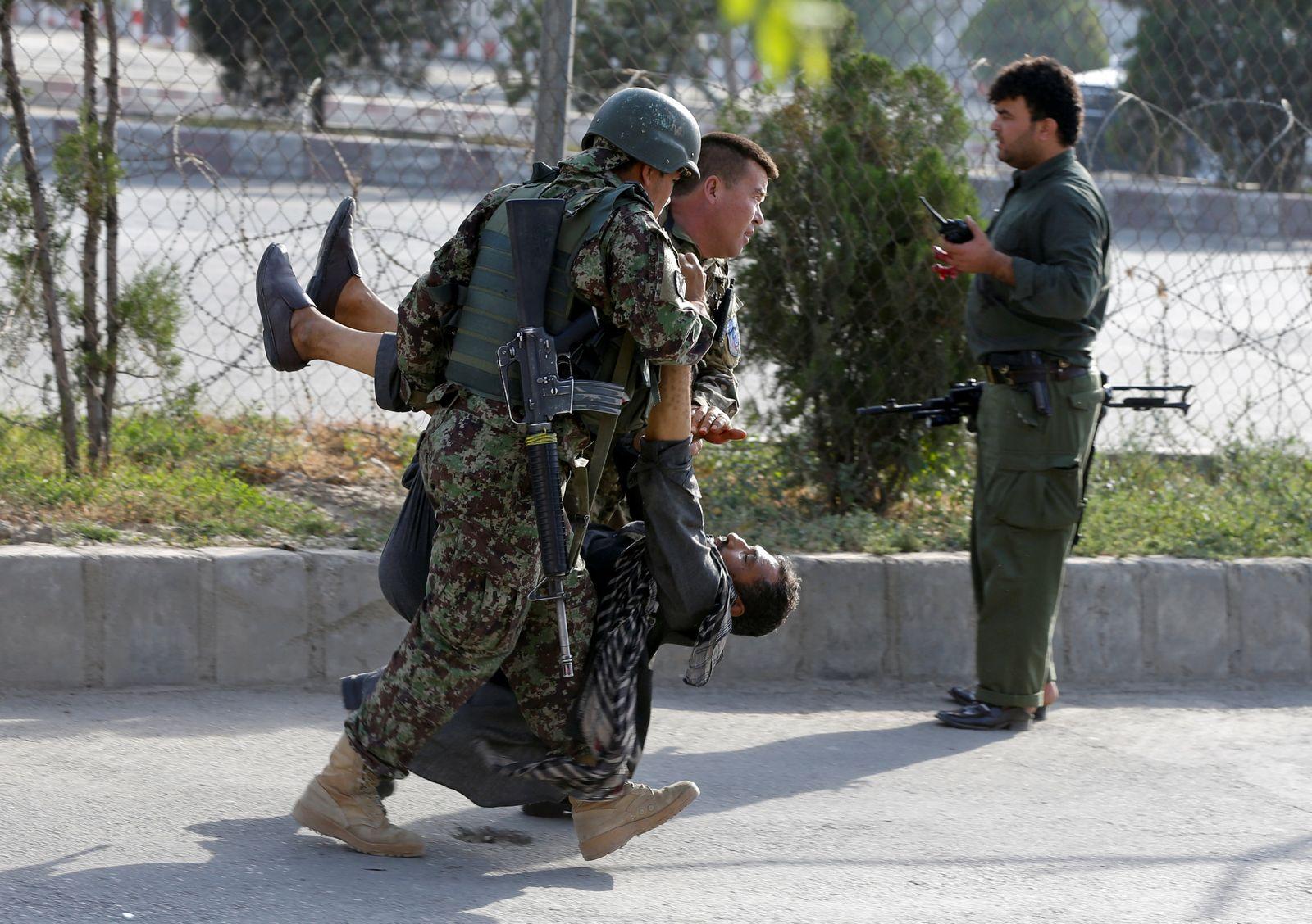 Afghanistan/ Anschlag auf Dostum