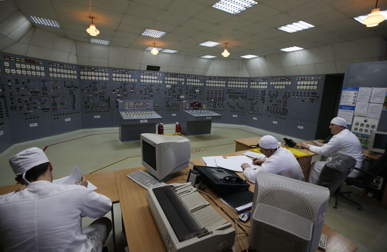 VIDEOTEASER UKRAINE-CRISIS/POWER-FRANCE