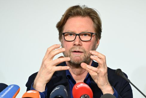 Thüringens Migrationsminister Dirk Adams