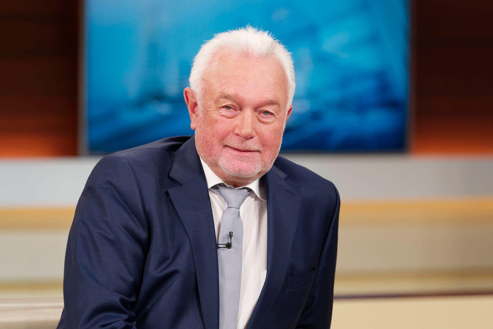 Wolfgang Kubicki 2020-05-10, Berlin, Deutschland - Wolfgang Kubicki (FDP), stellvertretender Bundesvorsitzender, zu Gas