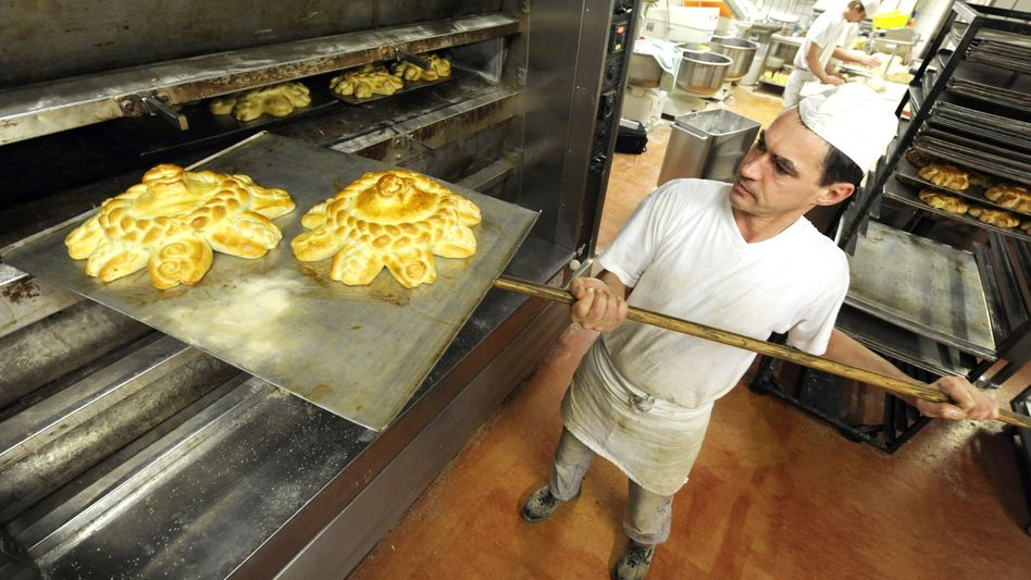 Traditionsbäckerei: Die Branche hat fast 70.000 Mitarbeiter
