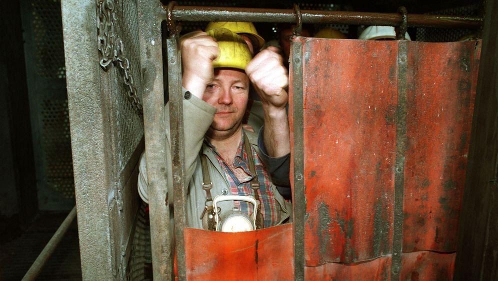 Grubenschließung nach der Wende: Aufstand im Kalibergwerk