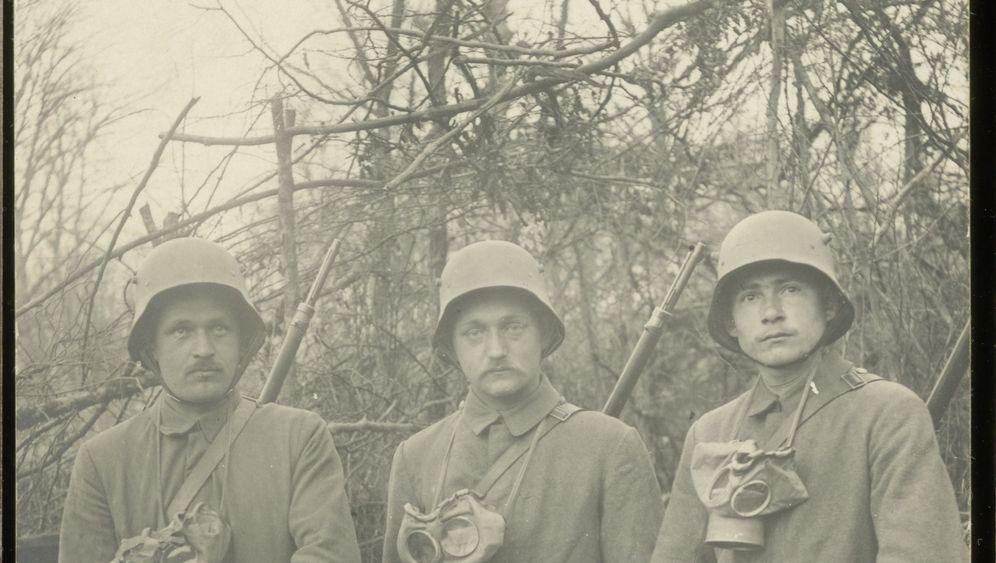 Erster Weltkrieg: Post aus der Hölle von Verdun