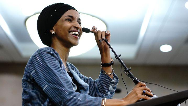 Frauen bei der US-Wahl: Neue Gesichter im Kongress