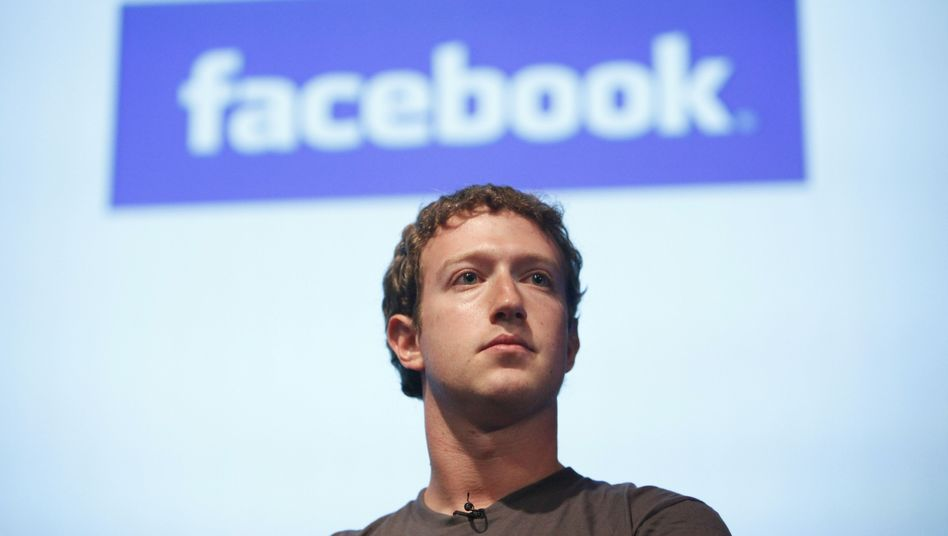 """Facebook-Gründer Mark Zuckerberg: """"Portfolios an geistigem Eigentum"""""""