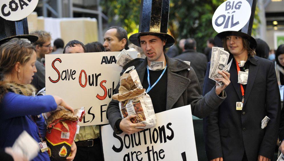 """""""Wütende Meerjungfrau"""": Kritik an Lobbyisten"""