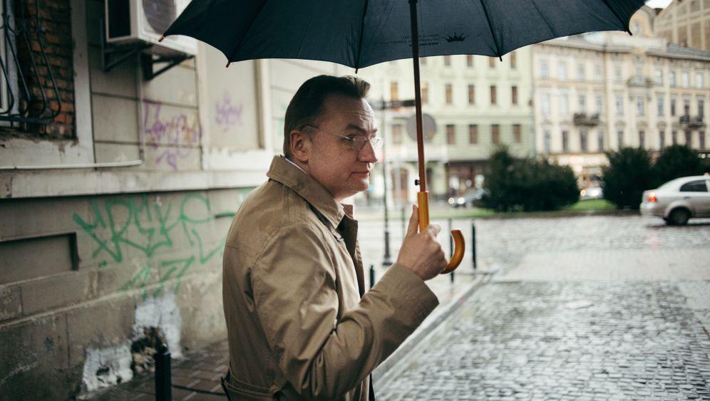 Photo Gallery: Ukraine's Next President?