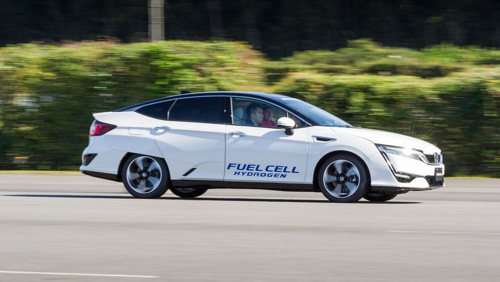 Honda Clarity im Test: Gib Wasserstoff!