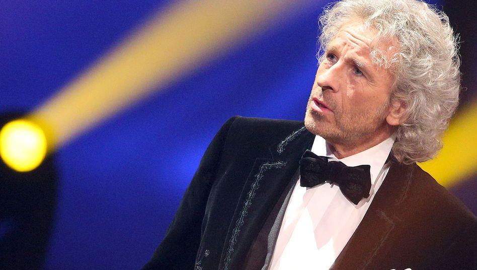 Thomas Gottschalk: Not amused über das Casting für seine Geburtstagsshow