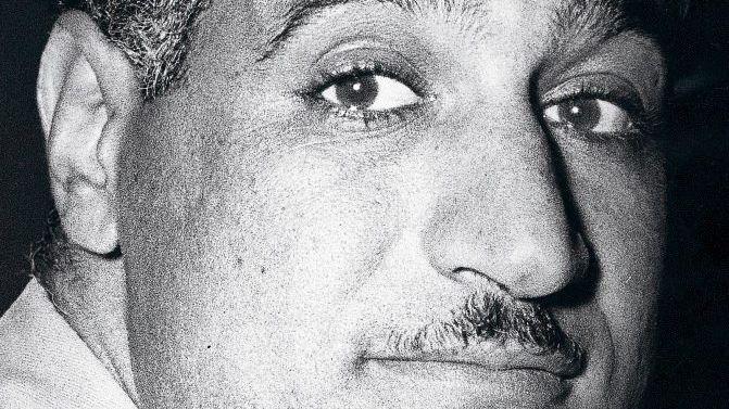 Gamal Abd al-Nasser, um 1954